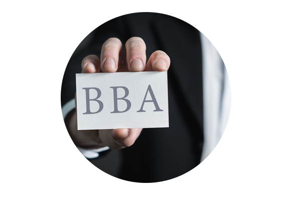Apply online for BBA