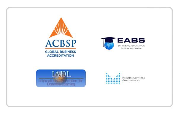 Prestigious international accreditation and membership