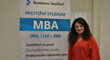 Mgr. Jana Adámková, Ph.D., MBA, on how to sell well what we want