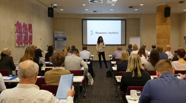 Opening of the 27th cycle of management studies – October 2019