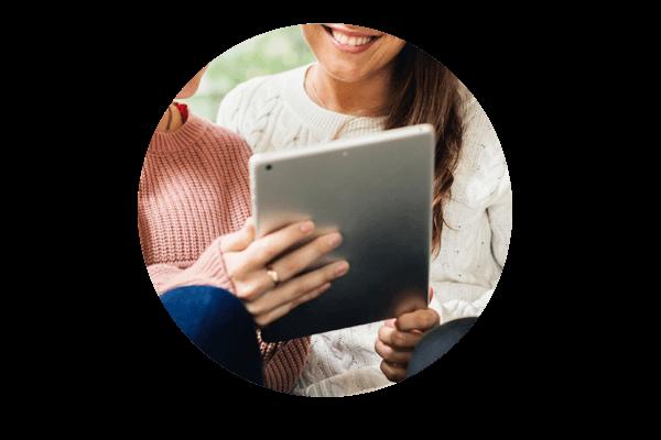 Modern e-learning platform