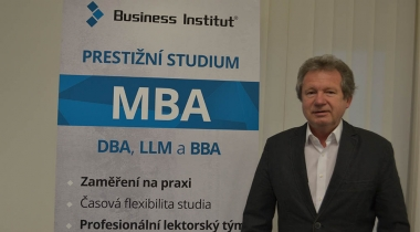The Power of Thought with the Most Intelligent Czech and a Successful Graduate of the Business Institut, Karel Kostka