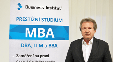 Video interview with graduate Karel Kostka – the smartest Czech